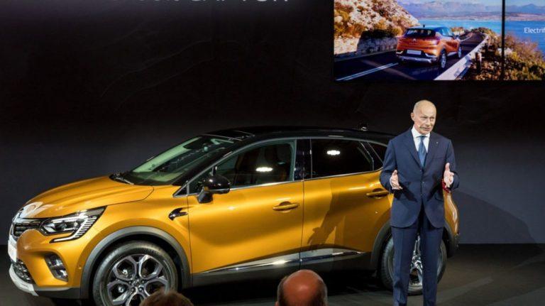 Πανευρωπαϊκή παρουσίαση του Renault Captur στην Ελλάδα