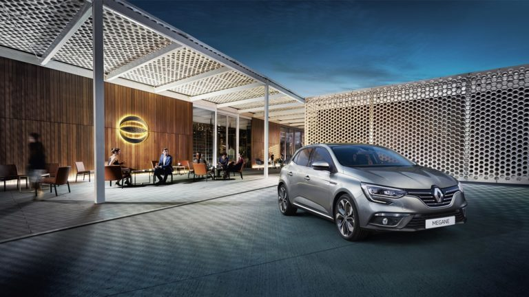 Renault Megane στη Renault Automtivo με νέες τιμές