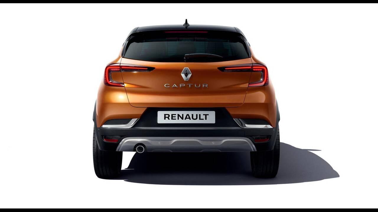 Νέο Renault Captur