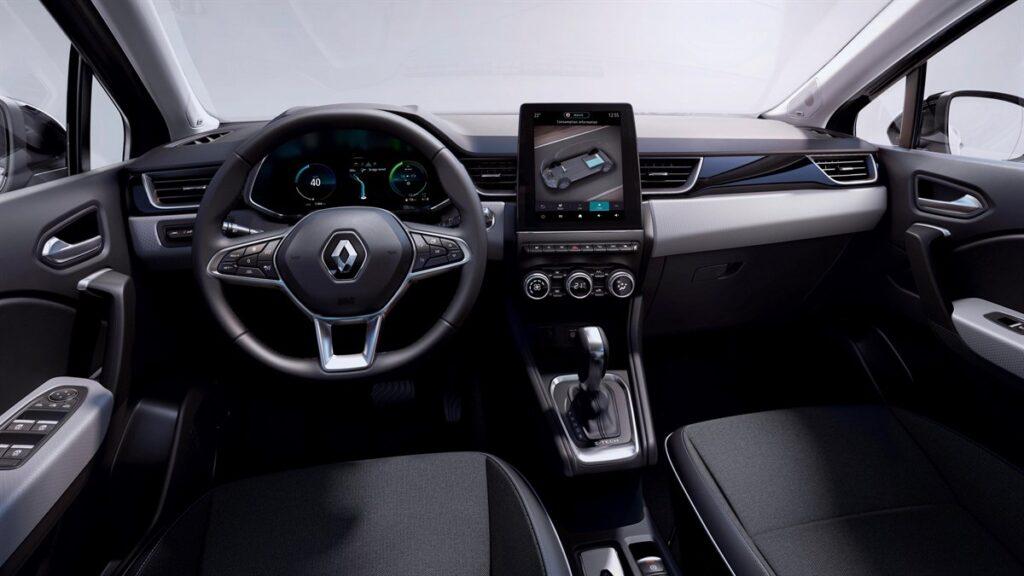 captur hybrid mhev car2