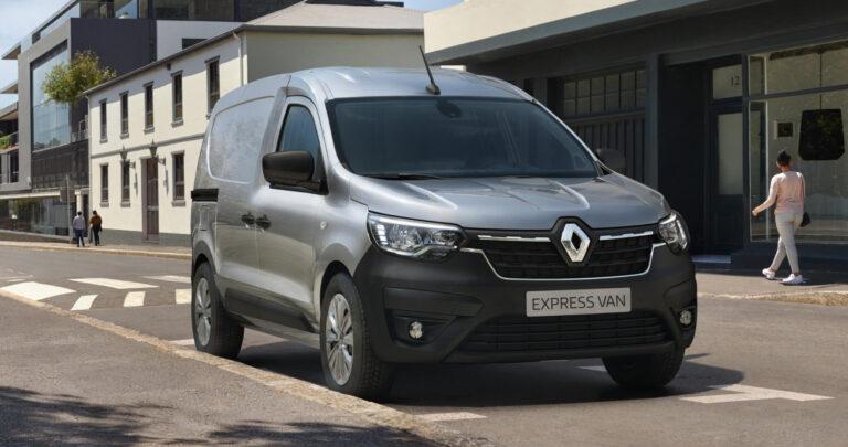 Έρχεται το ολοκαίνουριο Renault Express Van!